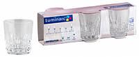 Набор стопок Luminarc Imperator 3 шт 50 мл E5185