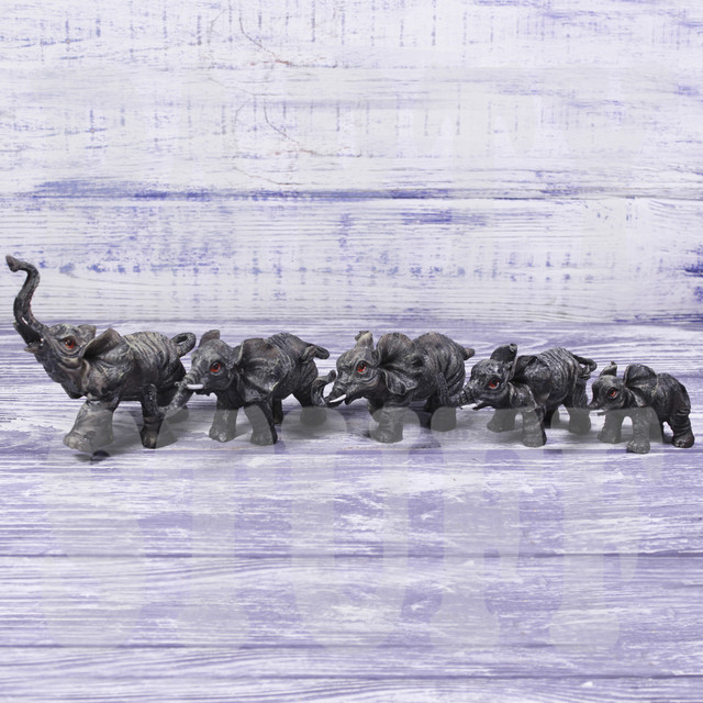 Набор статуэток Слоны