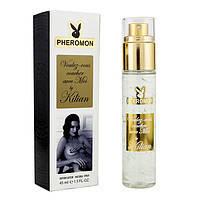 Мини парфюм унисекс с феромонами Kilian Voulez-Vous Coucher Avec Moi (Килиан Вуле Ву Куше Авек Муа) 45 мл