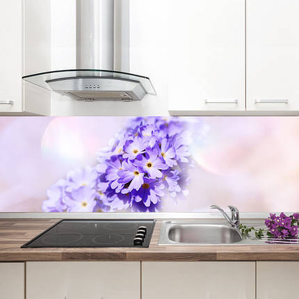 """Фартук на кухню / Скинали """"Весенний цветок"""", фото 2"""