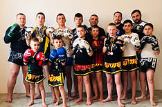 Кирилл Коваленко и его команда Rawai Supa Muay Thai - KirKov г. Кривой Рог Благодарим Вас за сотрудничество, очень рады, что Вы выбрали именно нас! Желаем Вам спортивных успехов, побед, первых мест и процветания Вашему клубу!