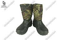 Мужские сапоги бахилы камуфляжные ( Код : БМ-12)