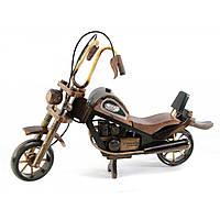 Статуэтка мотоцикл Харлей Девидсон