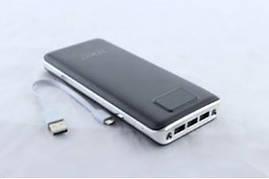 Потужний акумулятор Power Bank UKC K8 99000 mAh з LCD дисплеєм