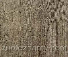 Панель ламинированная ПВХ Decomax, Сосна монблан коричневая 250х2700х8 мм.