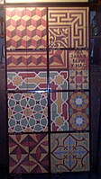 Плитка Орнамент ручной работы