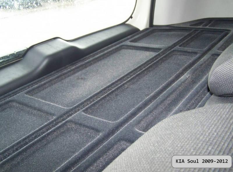 221-1 luggage rack KIA Soul 2009-2012