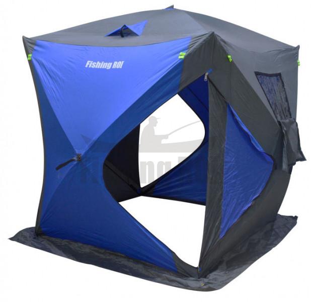 """Палатка """"Fishing ROI"""" LEGEND КУБ(150*150*165см.)"""