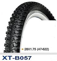 Велопокрышка 28x1.75, SY-B057