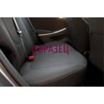 Чехлы салона Toyota Camry 40 с 2006-11 г / черный - ELEGANT