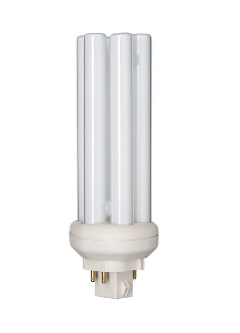 Лампа PL-T 57W / 827 / 830 / 840 4P GX24q-5 PHILIPS