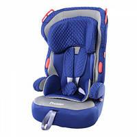 Детское автокресло carrello premier crl-9801 navy blue группа 1+2+3