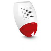 Сирена свето-звуковая SP-500 R наружная