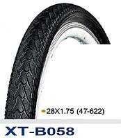 Велопокрышка 28x1.75, SY-B058