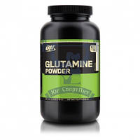 Optimum Nutrition Glutamine powder аминокислота глютамин для роста мышц спортивное питание