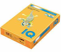 Бумага цветная для принтера насыщенный цвет А3 80г/м 500л. IQ_AB48 Вода