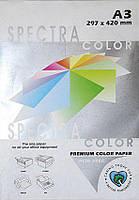 Бумага цветная для принтера Пастель А3 80г/м 500л. SPECTRA color