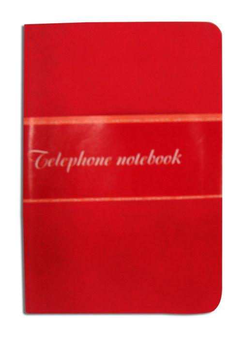 Блокнот записная книжка с алфавитом 7.5*11см 80л. Tukzar Soft Tz-2909T