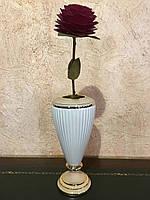Ваза настольная для цветов (Италия) Delta Ceramiche