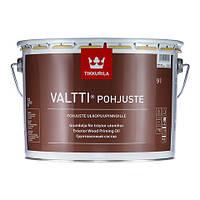 Грунтовочный антисептик для древесины Валти Праймер (Valtti Primer), Тиккурила (Tikkurila), 9л