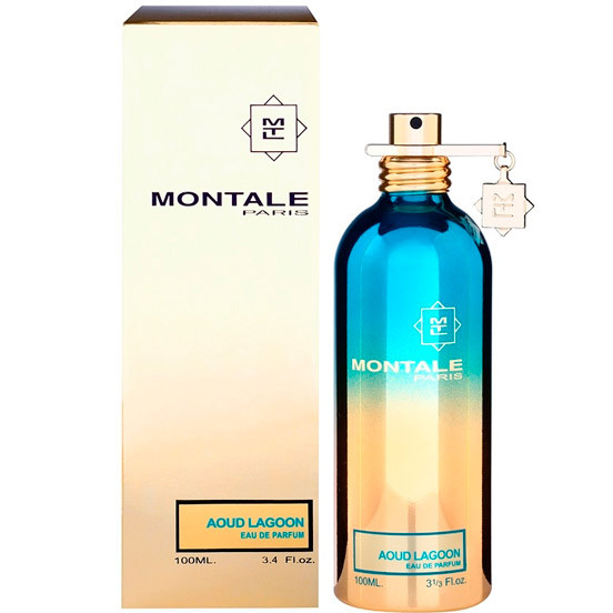 Montale Aoud Lagoon 50ml