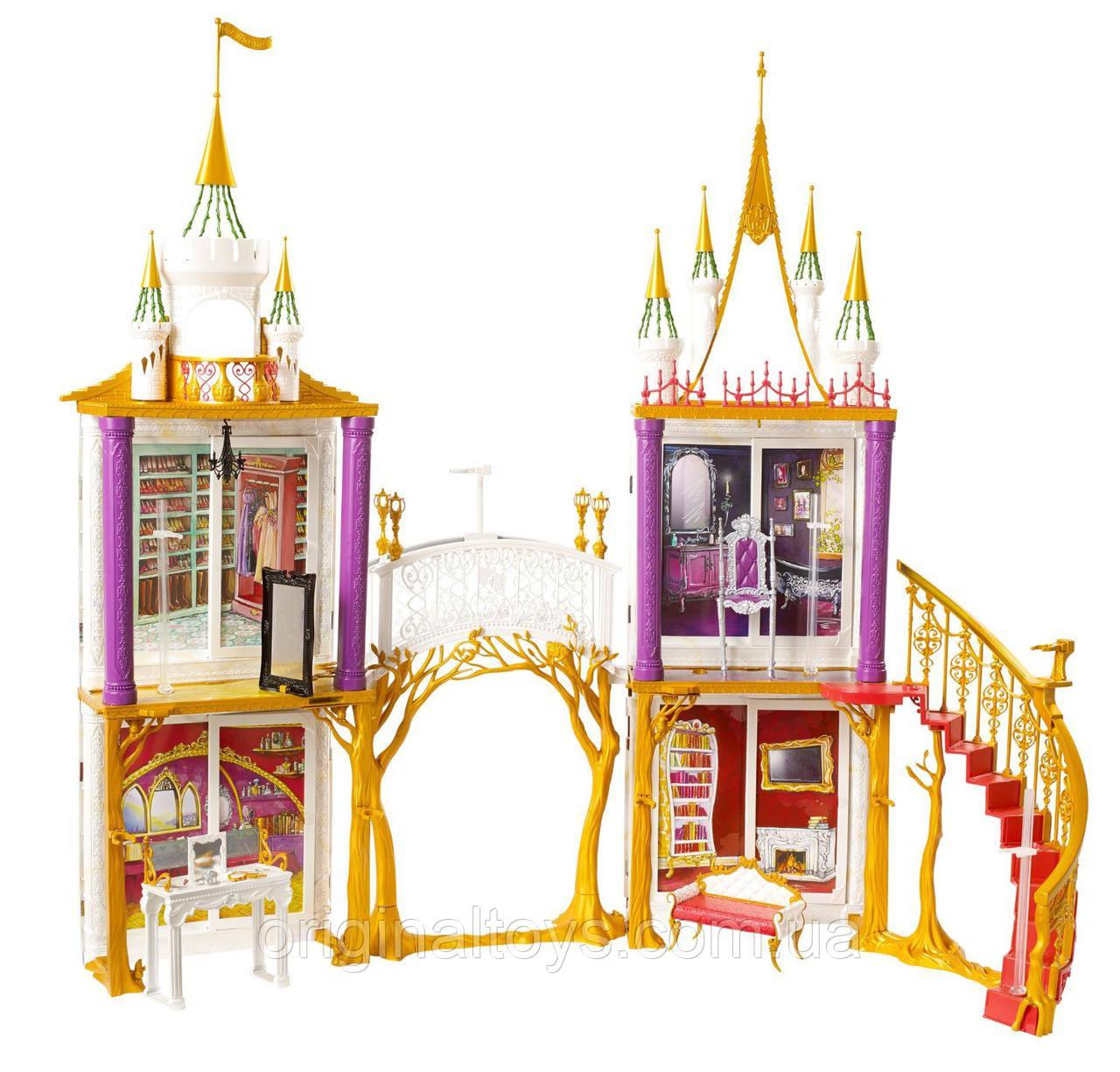 Игровой набор Замок Ever After High 2-in-1 Castle DLB40