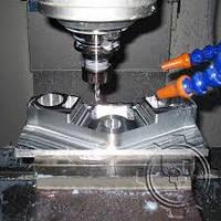 Фрезеровка форм для литья, штампов, клеше
