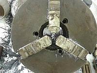 Токарный патрон 250 мм б.у. с новыми обратными кулачками.
