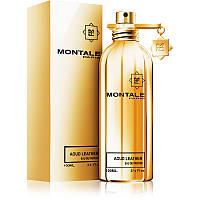 Montale Aoud Leather 100ml  парфюмированная вода (оригинал)