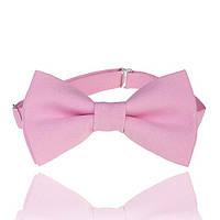 Галстук-бабочка розовая от UDLER, фото 1