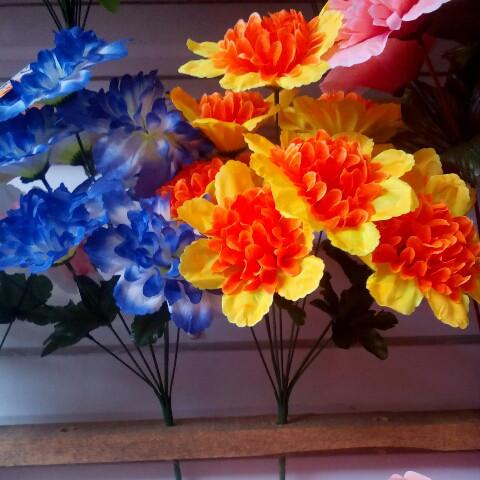 Искусственные цветы Звёздочка