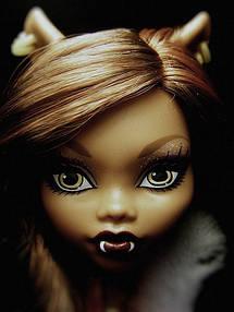 Фотосессия Клодин Вульф (Clawdeen Wolf) Monster High 21