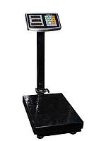 Электронные торговые весы до 200 кг 30*40 , товарные платформа, базарные до 200 кг.