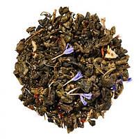 Зеленый чай Зеленая улитка с кардамоном