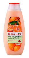 Крем-гель для душа Fresh Juice Tangerine & Awapuhi - 400 мл.