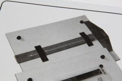 Доска для черчения 24*35см ARCHITECTOR с рейсшиной 8923