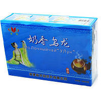 Китайский зеленый Чай Молочный  Улун Анси 210г (30пак*7г) Китай.