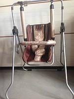 Детская кресло-качалка с столиком Adbor N1 (02)