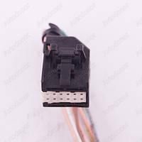 Разъем электрический 9-и контактный (18-14) б/у 135560-1
