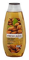 Гель-масло для душа Fresh Juice Sweet Almond - 400 мл.