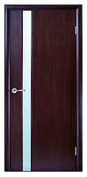 Межкомнатные двери ГЛАЗГО-1 ПО ВЕНГЕ