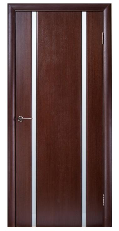 Межкомнатные двери ГЛАЗГО-2 ПО ВЕНГЕ