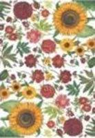 Декупажная карта-бумага 50*70см 90672 Цветы