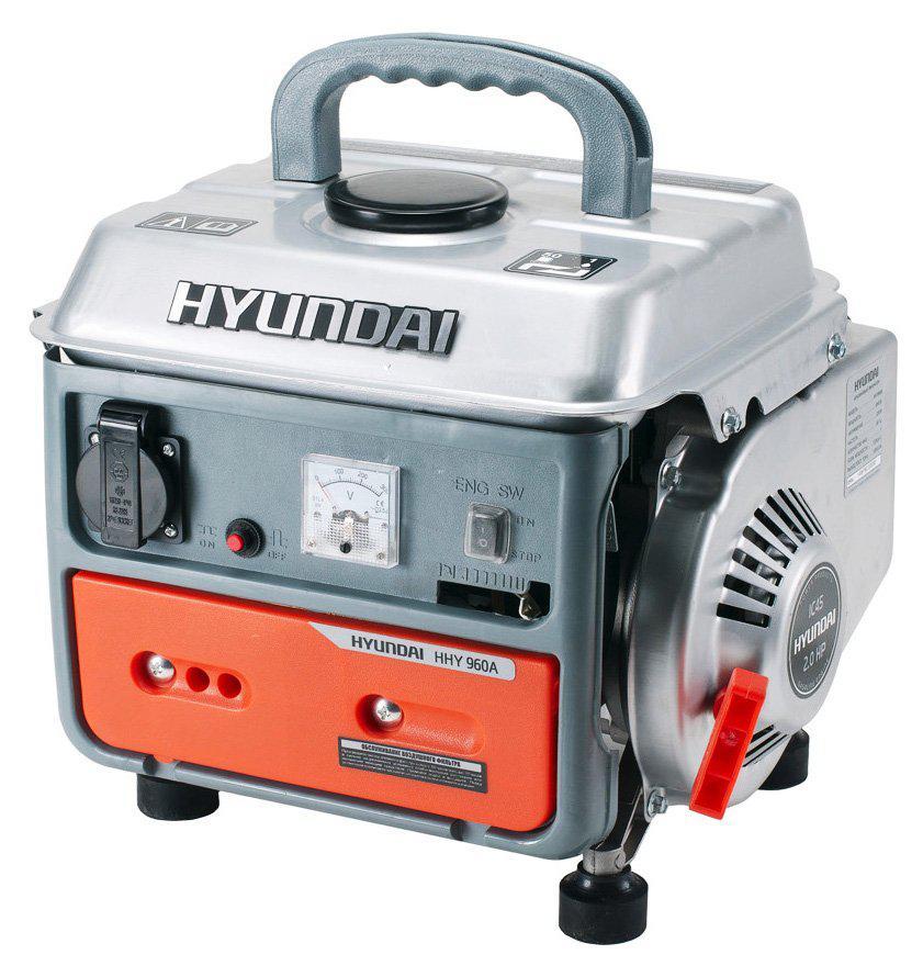 Генератор бензиновый HYUNDAI HHY 960A