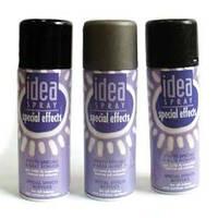 Краска-аэрозоль акриловая IDEA Spray Special Effect 200мл 6324576 глиттер Медь