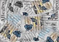 Декупажная карта-бумага 31*44см 45г/м 01513 Allegro