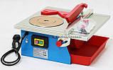 Плиткорез электрический 1100W WET DRY, фото 3