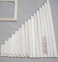 Планки модуль для сборки подрамников 55см (19*45мм)