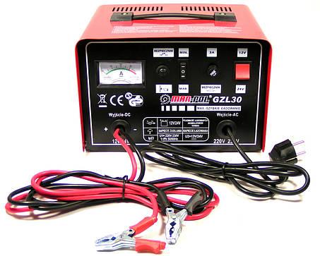 Зарядное устройство 12V 24V 30А , фото 2