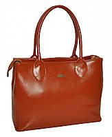 Женская сумка 35535 рыжая